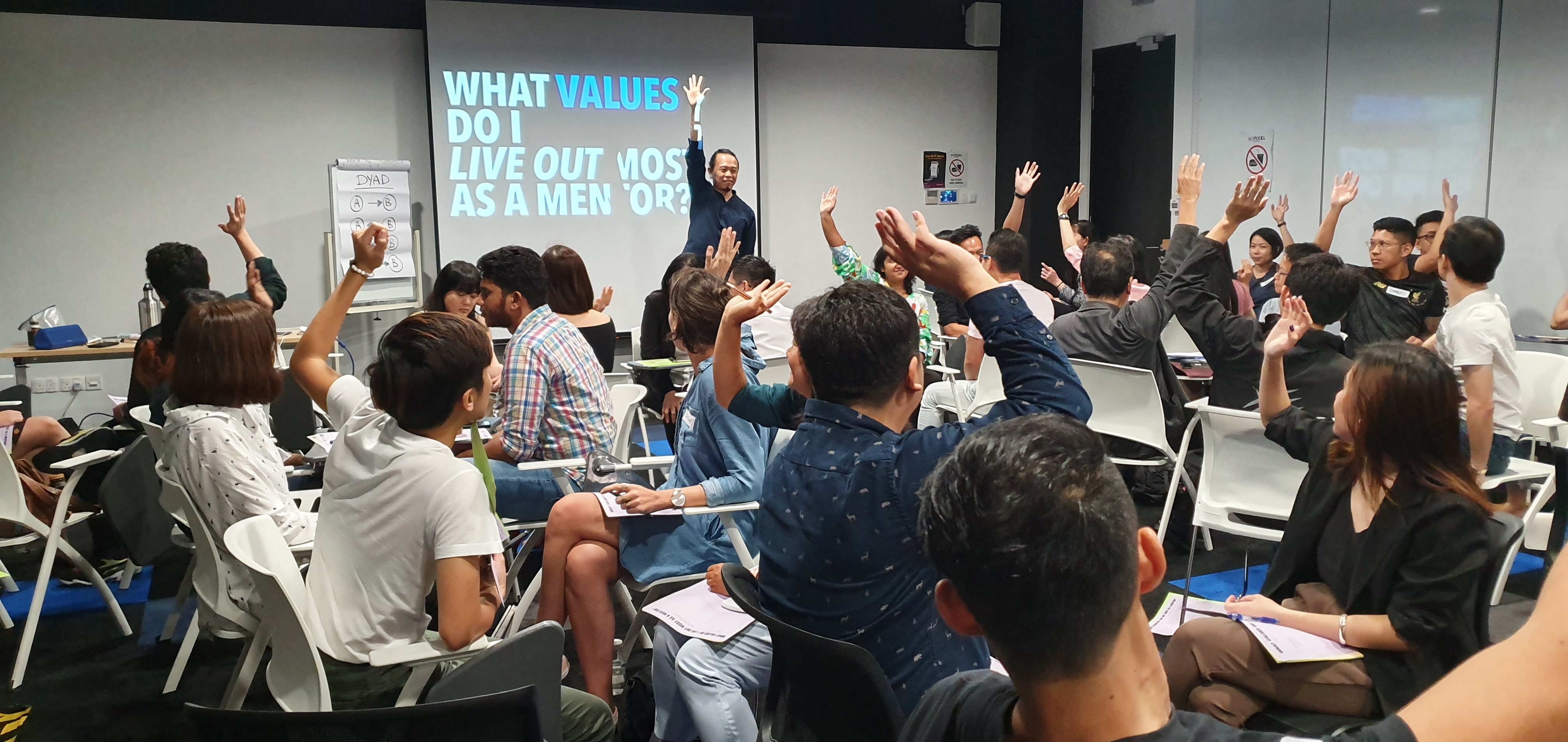 ellery ng animagine storify workshop discover your brand voice story brand consultancy singapore